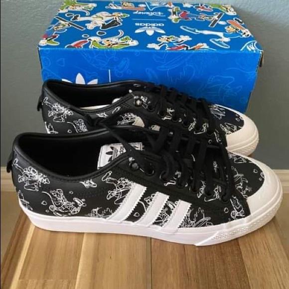Adidas Nizza x Disney Sport Goofy - Men's Shoes